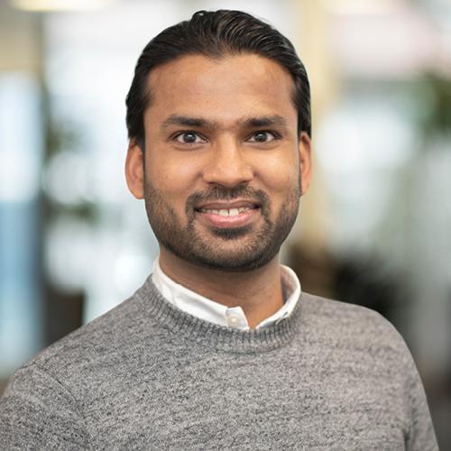 Portrait Ankit Aggarwal